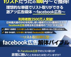 Facebook広告解体バイブル 実践